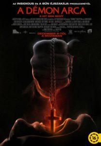 Egy démon-arca-poszter