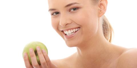 Beauty apple