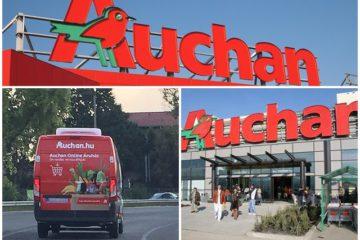 Auchan Online webshop